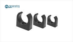 ABRAC PLASNETAL PVC TP U 25MM PR C/100