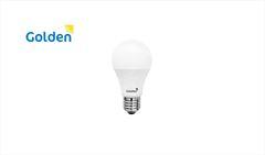 LAMP GOLDEN ULT LED A60  5W 6500K