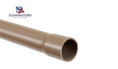 TUBO SUL MINAS PVC SOLD  50MM 6M