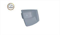 TANQUE METASUL PLAST 28X55X43CM 15L CZ CL