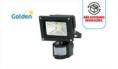 REFLET GOLDEN ULT LED  10W (100W) C/SEN