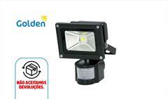 REFLET GOLDEN ULT LED  30W (150W) C/SEN