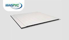 FORRO MP PVC FRI/LISO 200X8MM 12M2 BR C10