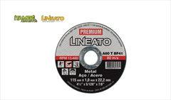 """DISCO LINEATO CORTE MET PRM 1,6X22MM 7"""""""