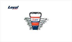 JG LOYAL CHAVE COMBINADA 6-17MM C/07PCS