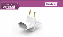 ENERBRAS PLUG (MACHO) 3 SAID 2P 10A PR