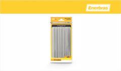 ABRAC ENERBRAS NYLON 4,8X400MM BR C/50