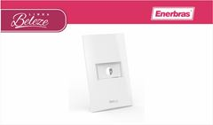 ENERBRAS BELEZE PLAC C/SAID FIO 12,5MM BR