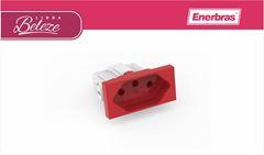 ENERBRAS BELEZE MODULO TOM 2P+T 20A VM