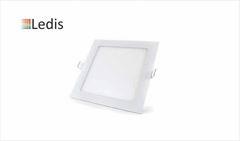 LUMIN LEDIS EMBUT LED QUAD 24W BIV 6400K