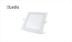 LUMIN LEDIS EMBUT LED QUAD  6W BIV 6400K