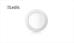 LUMIN LEDIS EMBUT LED RED  6W BIV 6400K
