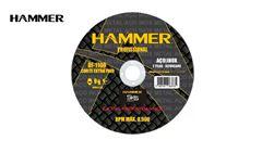 """DISCO HAMMER CORTE MET/INOX 4.1/2"""""""