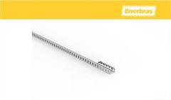 ENERBRAS CANALET SEM AB 30X30 2MT BR C/12