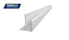 ARREM FORTLEV PVC (F) STANDARD P/FORRO 6M