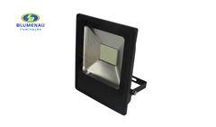 REFLET BLUMENAU LED SLIM  50W-300W ALM PR