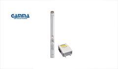 MOTOBOMBA GAMMA SUB CAN 1/2CV 3/7 70L/MIN