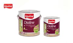 IQUINE DIALINE-ESM ALT AGUA 3,6L LARANJA
