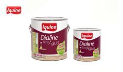 IQUINE DIALINE-ESM ALT AGUA 3,6L PRETO