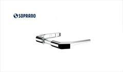 MACANETA RETA SOPRANO FECH/POP 58MM CR
