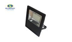 REFLE BLUMENAU LED SLIM 100W ALM PR 6500K