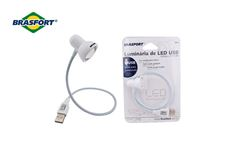 LUMIN BRASFORT DE LED USB 0,25W