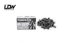 CHUMBO TORPEDO P/ESPING PRES 5,5MM C/100