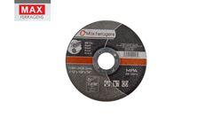 DISCO MAX CORTE METAL 115X1,2X22MM 4,5