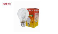LAMP OUROLUX HALOG CLARA  42W 220V 2800K