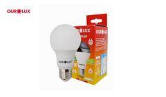 LAMP OUROLUX SUPER LED ALT POT 25W 6500K