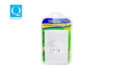 CONTROLE QUALITRONIX VENT/LAMP EMB ROTAT