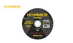 """DISCO HAMMER CORTE MET/INOX 7"""""""