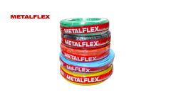 CABO METALFLEX PP FLEX 2X2,5MM 100M PR