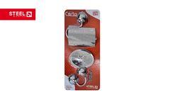 KIT P/WC STEEL/CERTA ABS/INOX CR C/3PC