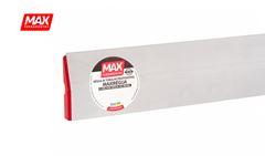 REGUA MAX P/PEDR LISA BI-TUB ALUM 3M