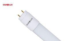 LAMP OUROLUX TUB SUPERLED  9W 6500K GLASS