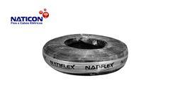CABO NATIFLEX SEMI-RIGIDO 6MM 1KV 100M PR