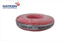 CABO NATIFLEX SEMI-RIGIDO 6MM 1KV 100M AZ