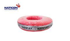 CABO NATIFLEX SEMI-RIGIDO 6MM 1KV 100M VM