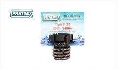 RESIST PRATIMIX FAME 3T 5400W 220V