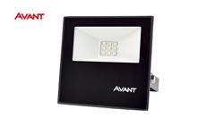 REFLET AVANT LED SLIM  10W ALUM PR 6500K