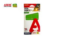 FITA ADERE DP FACE FORT TAB 40X25MM C/20