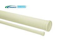 TUBO AMANCO ESG PVC 100MM 6M