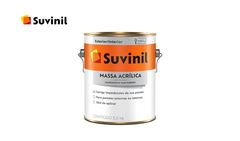MASSA SUVINIL ACRILICA GL 5,5KG