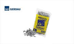 """PREGO GERDAU C/CAB 19X33 (3""""X9) POL"""
