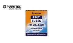 FITA POLYTUBES VEDA ROSCA 12MMX10M