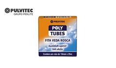 FITA POLYTUBES VEDA ROSCA 18MMX25M