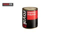MASSAFIX RAPIDA CINZA 1,25KG