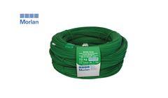 ARAME MORLAN REVESTIDO PVC 3,8MM VD ESC