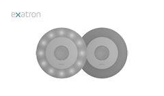 LUMIN EXATRON LED C/SENSOR 5W 4500K BIV